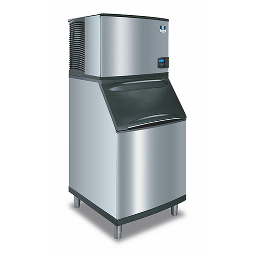Manitowoc IY-0504A-161 Ice Maker with B-570 Bin