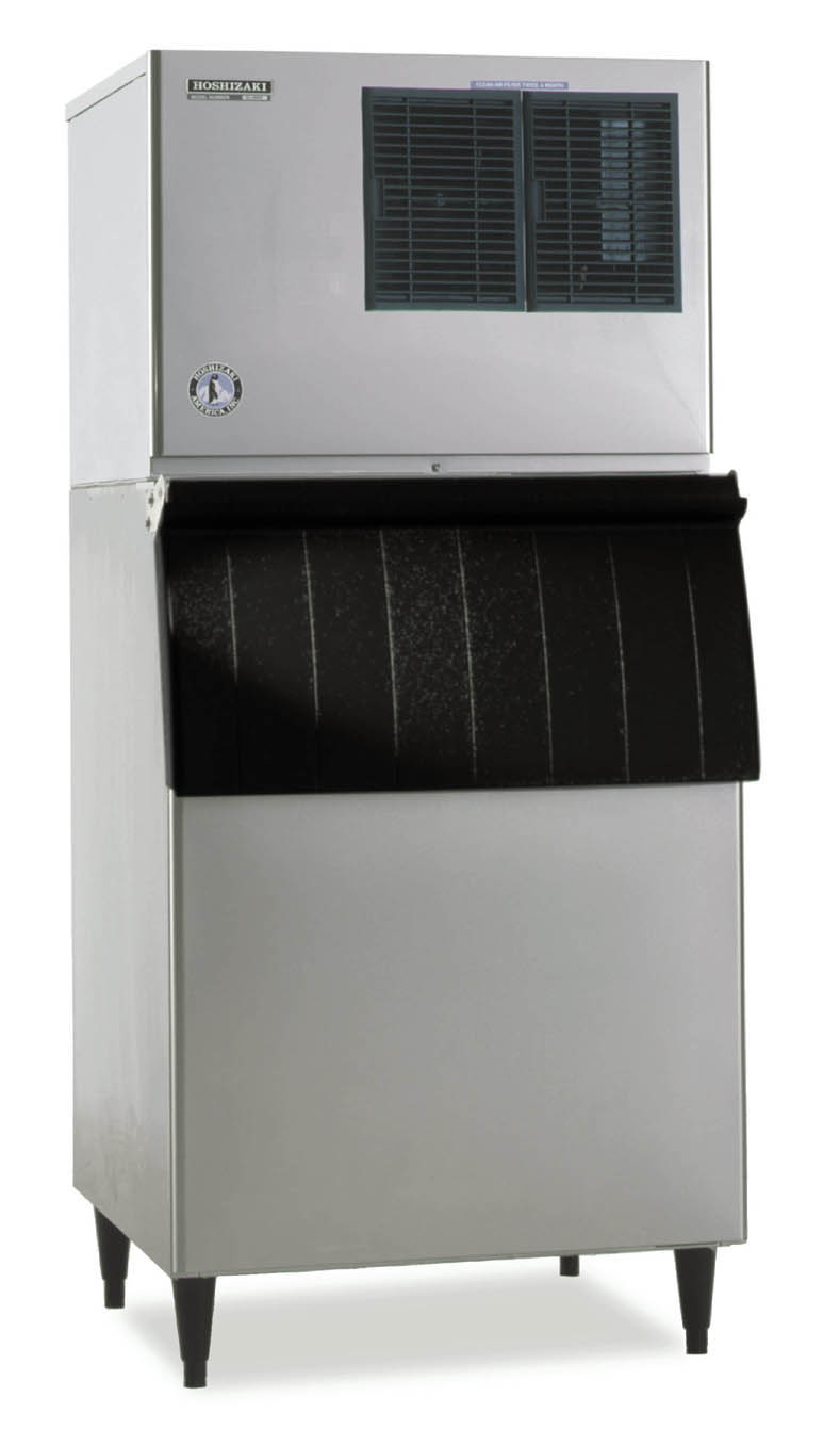 KML-451MAH, Ice Maker, Air-cooled, Low Profile Modular - Crescent Ice