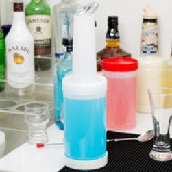 Plastic Pour Bottle
