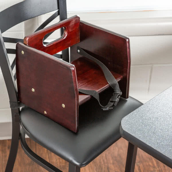Seating Wood Booster Seat