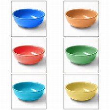 Ceramic Baypoint Soup and Salad Bowls