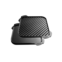 Single Burner Reversible Grill/Griddle
