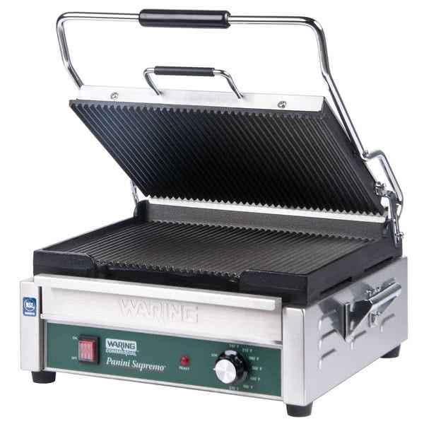 Waring WPG250 Commercial Panini Grill