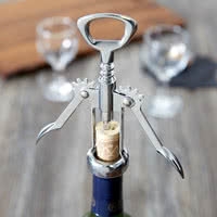 Corkscrew and Cap Lifter